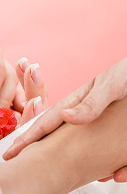 Manicure and Pedicure at Divine-Nails