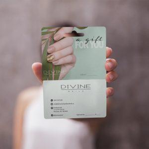 Divine Nails Red Deer - Gift Card Divine Nails